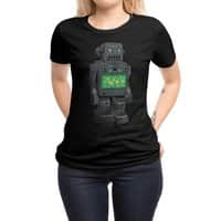 THE DISTANT FUTURE - womens-regular-tee - small view