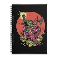 METAL - spiral-notebook - small view