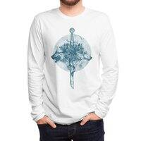 Dire Wolf - mens-long-sleeve-tee - small view