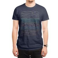 Linear Landscape - mens-regular-tee - small view