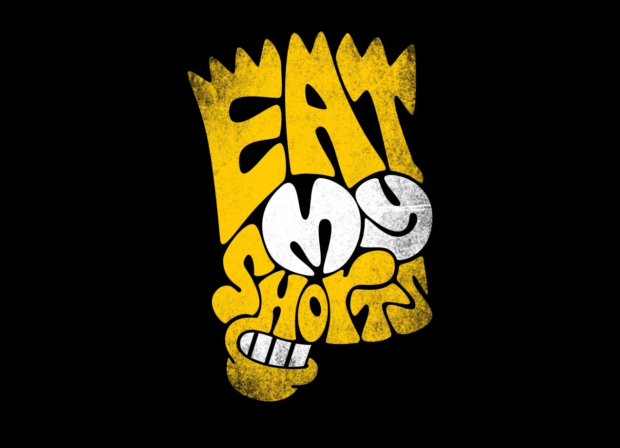 Eat My Shorts By Joe Conde