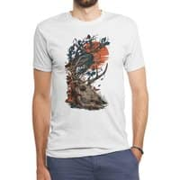 Dominate - mens-triblend-tee - small view