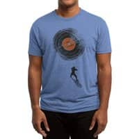 Record Breaker - mens-triblend-tee - small view