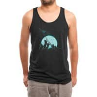 Freedom Cats - mens-triblend-tank - small view