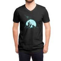 Freedom Cats - vneck - small view