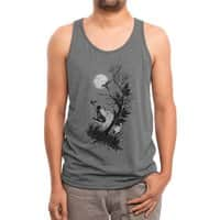 Hide - mens-triblend-tank - small view