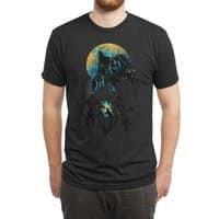 Lurking - mens-triblend-tee - small view