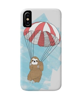 Parachuting Sloth