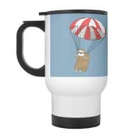 Parachuting Sloth - small view