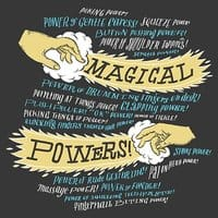 Magical Powers! - small view