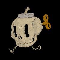 Skull Bomb - small view