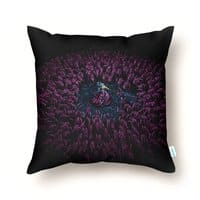 The Rush - throw-pillow - small view