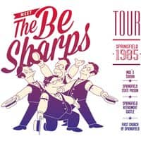 Meet the Be Sharps Tour - small view