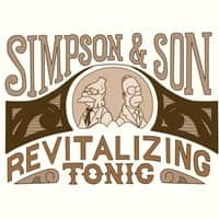 Simpson & Son Revitalizing Tonic - small view