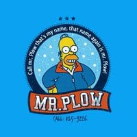 Mr. Plow - small view