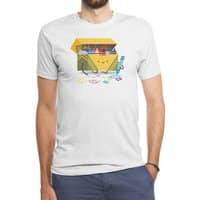 Be Creative - mens-triblend-tee - small view