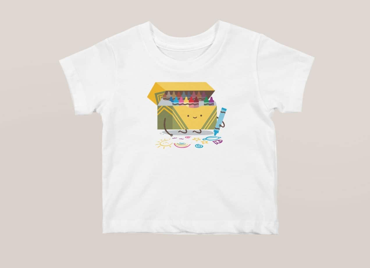 Cool Baby T-Shirt Designs on Threadless
