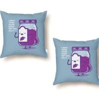 Ready for this Jelly - throw-pillow - small view