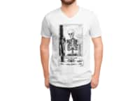 SKELFIE - vneck - small view