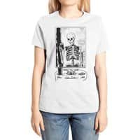 SKELFIE - womens-extra-soft-tee - small view