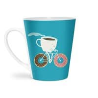 Coffee and Donuts - latte-mug - small view