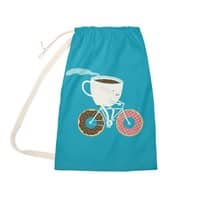 Coffee and Donuts - laundry-bag - small view