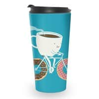 Coffee and Donuts - travel-mug - small view