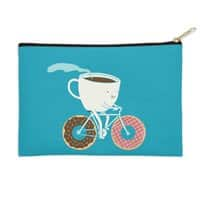 Coffee and Donuts - zip-pouch - small view