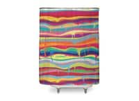 The Melting - shower-curtain - small view
