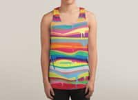 The Melting - sublimated-tank - small view