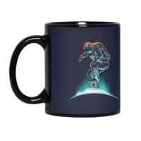 Space Grind - black-mug - small view