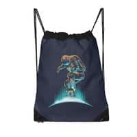 Space Grind - drawstring-bag - small view