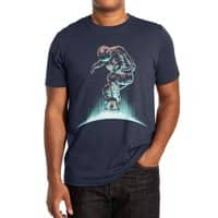 Space Grind - mens-extra-soft-tee - small view