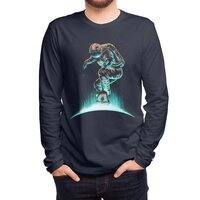Space Grind - mens-long-sleeve-tee - small view