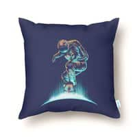 Space Grind - throw-pillow - small view