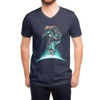 Space Grind - vneck - small view