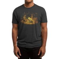 Campfire - mens-triblend-tee - small view