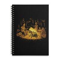 Campfire - spiral-notebook - small view