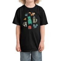 Wildlife Observation - kids-tee - small view