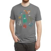 Wildlife Observation - mens-triblend-tee - small view