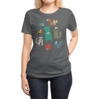 Wildlife Observation - womens-regular-tee - small view