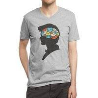Doctor Phrenology - vneck - small view