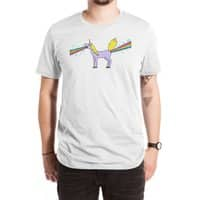 So Full of Rainbows - mens-extra-soft-tee - small view
