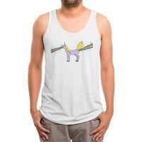 So Full of Rainbows - mens-triblend-tank - small view