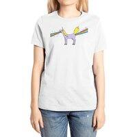 So Full of Rainbows - womens-extra-soft-tee - small view