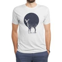 Snow Flake - mens-triblend-tee - small view