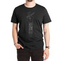 Doodle Addicted - mens-extra-soft-tee - small view