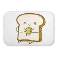 Bread and Butter - bath-mat - small view