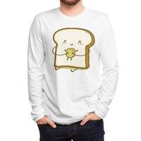 Bread and Butter - mens-long-sleeve-tee - small view