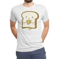 Bread and Butter - mens-triblend-tee - small view